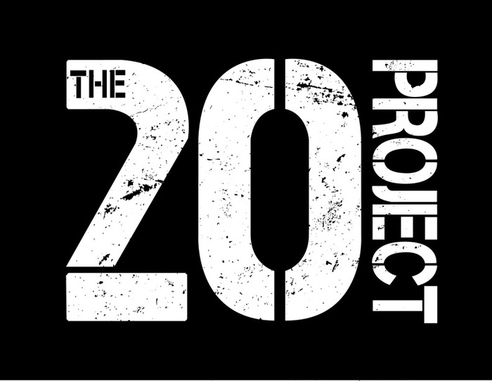"""A shout out to """"The 20 Project"""""""