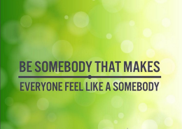 Leadership_everyone is somebody